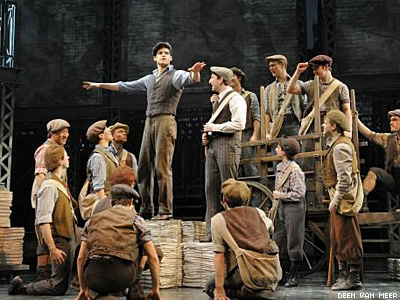 NEWSIES X400 | ADVOCATE.COM