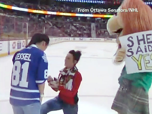 MARRIAGE PROPOSAL HOCKEY CNN X633 | ADVOCATE.COM