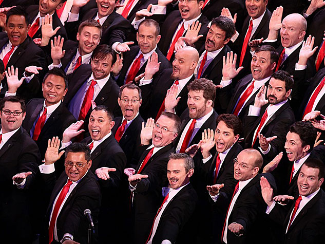 Gay Men's Chorus of Los Angeles x633 | ADVOCATE.COM